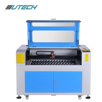 Máquina de gravura do laser do CO2 do carimbo de borracha 3D