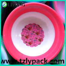 Conception pour la couleur de produit, Iml pour le lavabo en plastique