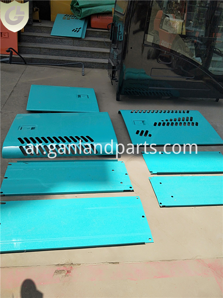 Kobelco Excavator Compartment Doors
