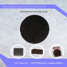 кухня активирована сетка фильтра диск волокна углерода