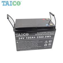 17 Years Oem Golf Buggy Lifepo4 Lithium Batteries 24V 45Ah 60Ah