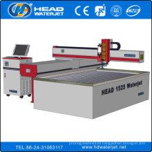 High accuracy CE certificate 1500x2500mm water jet glass cutting machine