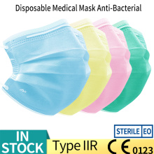 Qiji Disposable Surgical Mask CE Certificate Type ⅡR