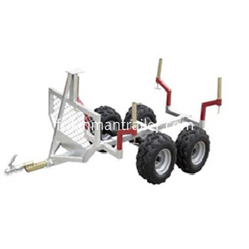 logging utility trailer