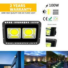 Projecteur solaire à LED 100W basse tension