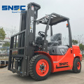 3.5 Ton Diesel Forklift Dengan 6M Lifting Height