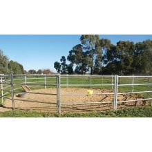 Горячая окуная оцинкованная панель ограждения овец / Канада Сварная панель ограждения / металлическая сковорода