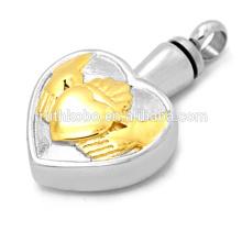 colgante de hockey alibaba oro joyería expresa corazón colgante collar