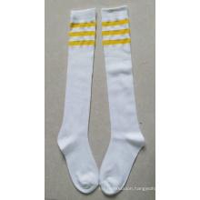 2014 Compression Football Socks/Knee High Lycra Socks/Compression Soccer Socks