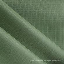 Polyester Grid Twill Oxford Fabric PVC/PU Polyester Twill Fabric