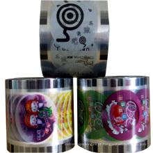 Filme da selagem do chá do leite / filme de empacotamento do chá alumínio / malote do chá