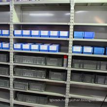 Boltless Shelving for Light Storage