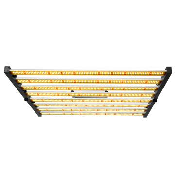 Indoor LED Grow Light Dimmable Foldable Aluminum Bar