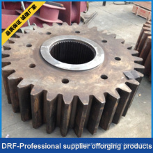Forging Gear, Gear Wheel, According to Client′s Drawing
