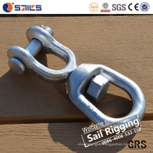 Drop Forged Hot DIP Galvanized Jaw and Chain Swivels G403