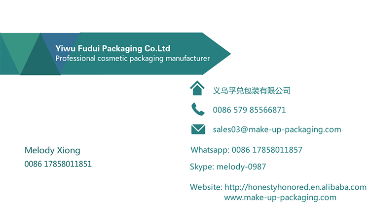 cosmetic manufacturer
