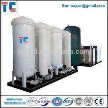 Установка PSA для производства азота с одобрением CE