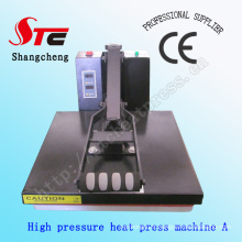 High Pressure Flat T-Shirt Heat Press Machine High Pressure Hot Transfer Machine T Shirt Printing Machine Stc-SD05