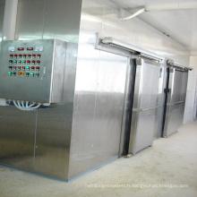Chambre froide de stockage solaire de haute qualité