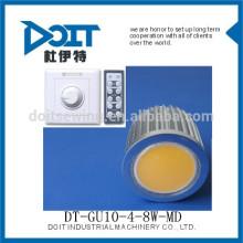 8W LED DIMMBAR DT-GU10-4-8W-MD