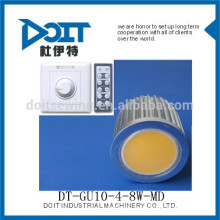 LED 8W DIMMABLE DT-GU10-4-8W-MD