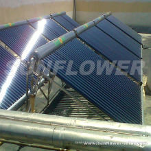 Zubehör für Thermostat Vakuum Solarkollektor Lieferant