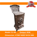Top Seller Antique 10kw Solid Fuel Stove