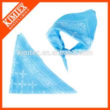 Funny cheap fashion head cotton brand printed bandanas
