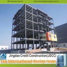 Cost Multi-Story Prefabricated Light Steel Buildings