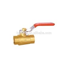 Válvula de esfera de bronze BGQ11F