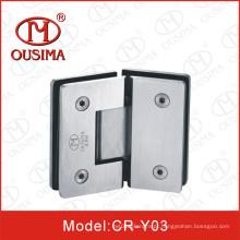 Vidro quente da venda à dobradiça de vidro da porta do chuveiro para a porta de vidro (CR-Y03)