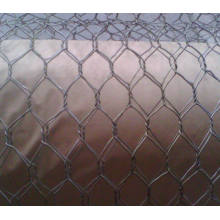 Red de alambre de pollo, malla de alambre hexagonal