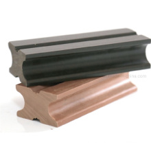 Anti-Rot Anti-Crack 40X25mm WPC Decking Support WPC Decking Keel Wood Plastic Composite Joist WPC Joist