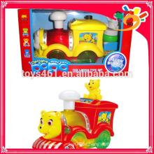Bubble Zug Auto Spielzeug Batteriebetriebene Spielzeugauto