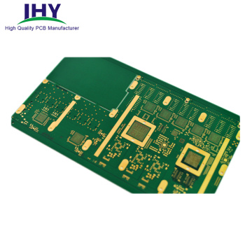 Double Sided 100% Tested Immersion Gold PCB 10 Layer PCB