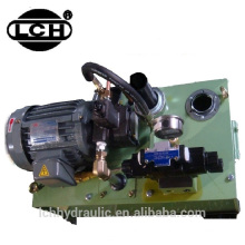 mini oil gear pump for multi-function power station unit pack