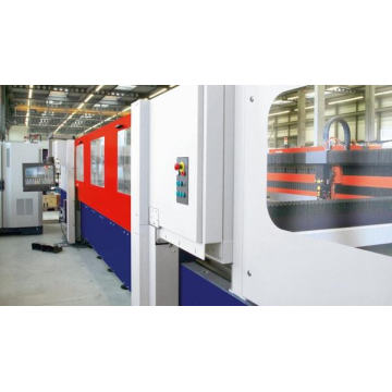 Mesin laser cutting logam
