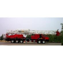XJ135 type oil field workover rig