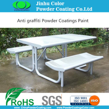 Anti Graffiti Polyurethane Powder Coating