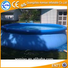 Kids / Piscina spa adultos, piscina inflável cobre, invólucros de piscina inflável