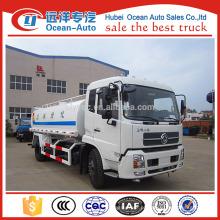 Caminhão da água do tanque do caminhão de Dongfeng 12000L que molha para a venda