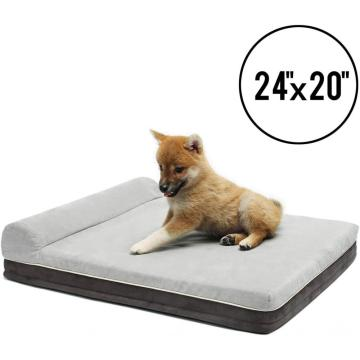 Comfity Durevole Memory Foam Dog Bed