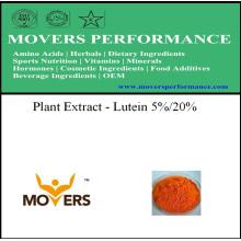 Органический экстракт растений --- лютеин 5% / 20%
