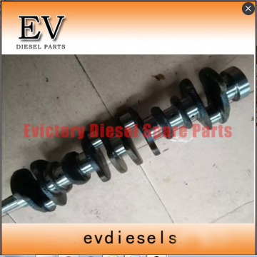 S6D95 cylinder head block crankshaft connecting rod