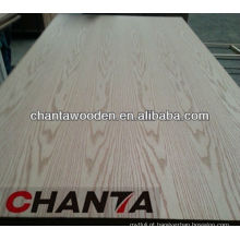 Madeira compensada de madeira de carvalho vermelho / contraplacado folheado (madeira compensada 4x8)