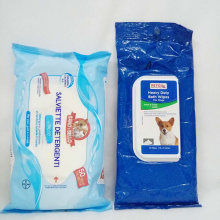 Pet Cleaning Wet Wipes With Good Quality