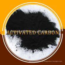 Öl auf Holzbasis pulverisierte Aktivkohle
