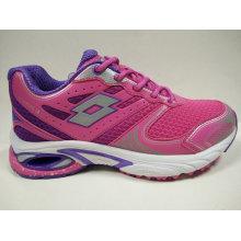 Retro Design Ladies Pink Sports Shoes
