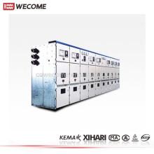 KYN28 24 kV Metal Clad Medium Voltage Electrical Panel Box For Circuit Breaker