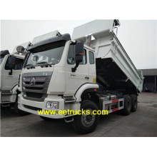 SINOTRUK 10 Wheeler Self-dumping Trucks
